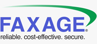 FAXAGE - Reliable. Cost-Effective. Secure.